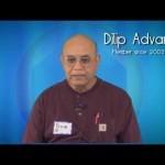 Testimonial: Dilip Advani