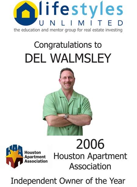 2006 HAA Award