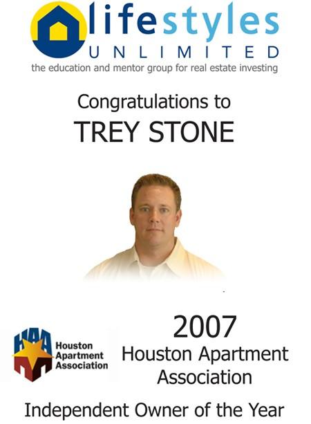 2007 HAA Award