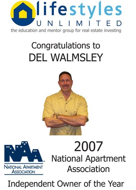 2007 NAA Award