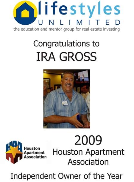 2009 HAA Award