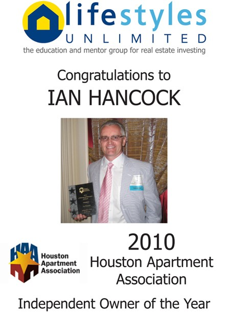 2010 HAA Award
